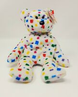 """TY Beanie Babies """"TY 2k"""" Bear-Mint Condition with tags"""