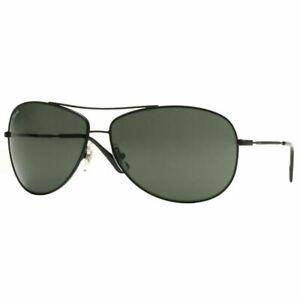 Ray-Ban Men's Sunglasses W/Green Lens RB3293 006/71