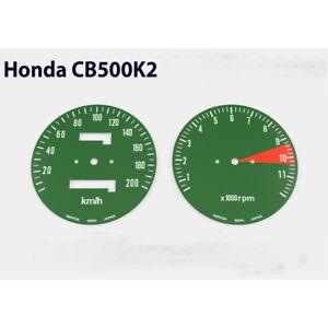 Honda Set Mittel Geschwindigkeitsmesser + Drehzahlmesser Für CB 500 Four