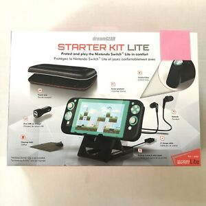 DreamGEAR Starter Kit Lite for Nintendo Switch Lite - Case and more