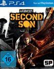 PlayStation 4 inFamous Second Son Deutsch OVP Neuwertig