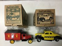 ERTL 1:34-Scale 1940 Ford COUPE & 1931 Hawkeye Truck Collectables