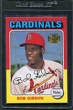 2001 Topps Archives Bob Gibson #137 Nm/mt