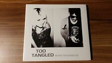 Too Tangled-Where The Echoes La (CD) (Pop-Up Records – tt01) (NEUF + neuf dans sa boîte)