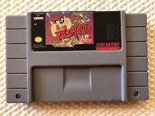 Taz-Mania ( Super Nintendo ) SNES