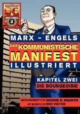 Das Kommunistische Manifest (Illustriert) - Kapitel Zwei: Die Bourgeoisie (Paper