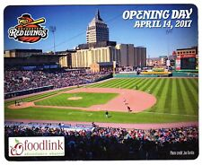 Frontier Field Opening Day April 14, 2017 Magnet - Rare Limited Edition SGA
