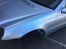MERCEDES-BENZ W203 front fender wing passenger side silver guard coupe c 775