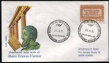 1974 - Marco Terenzio Varrone - n.1269 - Busta FDC