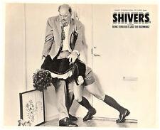 SHIVERS ORIGINAL BRITISH LOBBY CARD 1975 DAVID CRONENBERG ALLAN KOLMAN