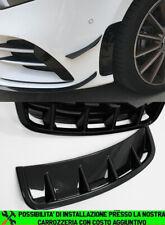 Naliovker Paraurti Posteriore Spoiler Presa dAria Sfiato Accessori per Rivestimento Accessori Car Styling per Mercedes Classe e E Coup/é C238 Nero