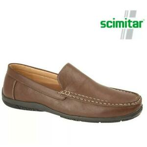 Mens Casual Slip On Walking Loafers Moccasin Driving Boat Style Deck Shoes Size