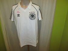 """Deutschland """"DFB"""" Nr.1106 Adidas Retro Weltmeisterschaft Trikot 1978 + Nr.5 Gr.M"""