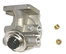 "Diesel Fuel Filter Mounting Head Hand Priming Pump 3/8"" NPT 1-14"" Spin On Mount"