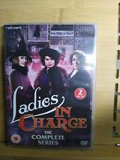 Ladies in Charge Complete Series DVD