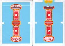 Gemini Casino Collectors Edition Playing Cards Poker Size Deck Uspcc Custom New