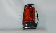 Side Marker Reflector Right for 83-86 Nissan Pickup 720 2WD (w/Chrome Trim)