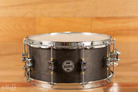 "PDP 14"" x 6.5"" Maple Shell Snare Drum, Black Wax Finish"