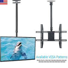 Ceiling Beam Adjustable Swivel TV Mount 32 37 40 42 46 47 48 50 52 55 60 65 Inch