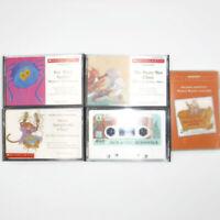 Children's BOOKS ON TAPE 5 Story Cassettes Classroom Car Homeschool