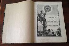 L51>Storia della Rivoluzione Francese - Giulio Michelet traduzione di A. Bizzoni
