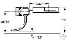 """KADEE HO - # 0022 Talgo Truck Adapter L=9/32"""" (2pr)"""