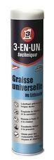 Graisse Universelle Lithium Cartouche 400g x2 3-EN-1 - 3-in-one