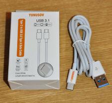 usb c USB 3.1 type C male à 3.0 type A mâle câble de charge données Pour Macbook