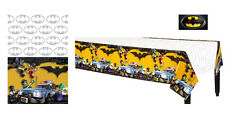 Lego Batman Party Supplies TABLE COVER TABLE CLOTH Plastic 54 X 96 INCH