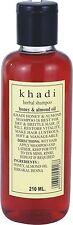 Khadi Herbal Shampoo Honey And Almond Oil - 210 ml