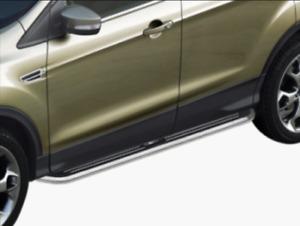 Aluminum Side Steps/Side Bars/ Running Board For Ford Kuga 2013-2017