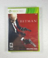 Hitman: Absolution (Microsoft Xbox 360, 2012) Brand New Sealed - Free Shipping!