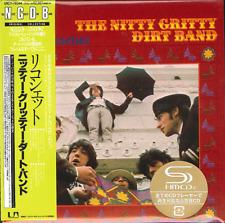 NITTY GRITTY DIRT BAND-RICOCHET-JAPAN MINI LP SHM-CD Ltd/Ed G00