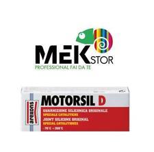 MOTORSIL ROSSA pasta mastice AREXONS per guarnizioni nera AUTO e MOTO COD.0096
