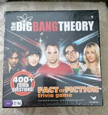 Big Bang Theory Fact or Fiction Trivia Game
