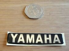 YAMAHA 3D DOMED BADGE STICKER GRAPHIC DECAL MOTORBIKE MX ENDURO CAR SUPERBIKE