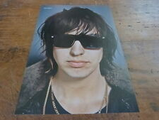 JULIAN CASABLANCAS - Mini poster couleurs !!!!!!!!!!!!!!!!!!!!!!!