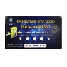 RSIM Heicard CHIP IPHONE SPRINT ATT TMOBILE XFINITY X IOS13.5 XS 7 6 8+ F6R6