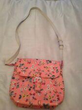 Cath Kidson pink floral Satchel shoulder Bag new -   Excellent Condition