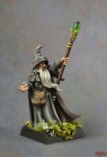 Reaper Miniatures Arakus Landarzad, Wizard #03958 Unpainted Metal Figure Mini