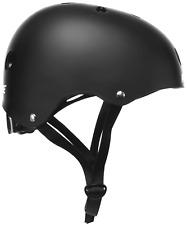 Powerslide all-Round Helmet Black Stunt Skate New Original Packaging