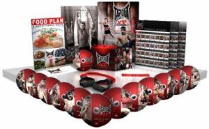 Tapout Xt Tv Special Xt And Leg Bands/Diet Plan/Workout Chart 1 12 Dvds 1 Bonus