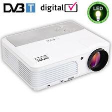 EUG 2800lm Multimedia Home Cinema LED Projector DVB-T Digital TV turner HDMI UK