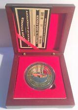 NEW A9X Holden Torana Colour Silver Stunner Coin & Display Box C.O.A. LTD 500