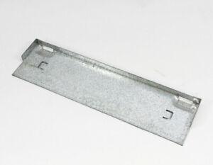 23x Fachtrenner Trennbleche Fachbodenaufteilung Stahlblech verzinkt