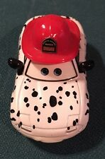 SDCC Exclusive Disney Pixar CARS Rescue Squad Mater Dalmatian Tia 1499EA