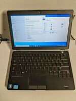 Dell Latitude E6230 Intel Core i5-3320 2.6GHz 4GB RAM 120GB SSD Win 10 PRO