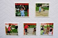 SURINAME 2009 UPAEP America / Children games/  MNH stamps Full set 5  | Surinam