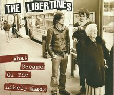 Original 2004 CD Single 1  THE LIBERTINES  What Became Of The Likely Lads   MINT