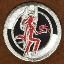 B5 Babylon 5 Red Angel Squadron Embroidered Iron-On Patch